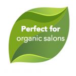 Perfect for organic salons