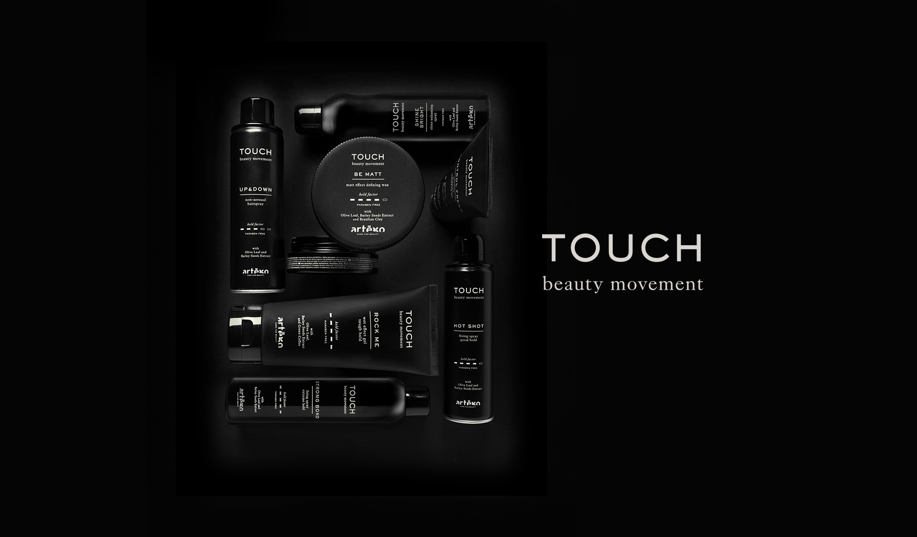 Main Home Slide – Touch